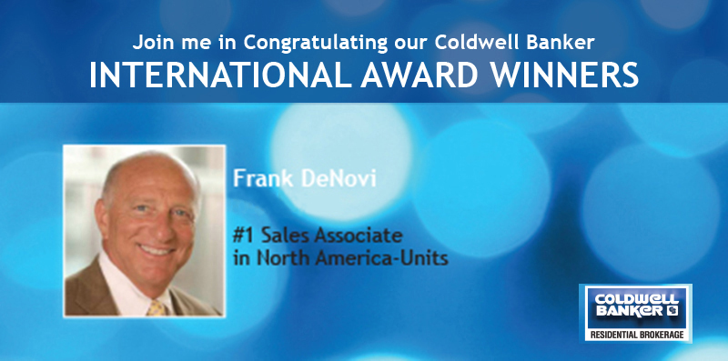 Frank Denovi Award northwest removed